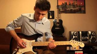 Blues Power - Eric Clapton (Cover)