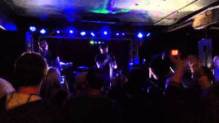 abandon all ships - trapped (live at jack rabbits, jacksonville 2014-02-11)