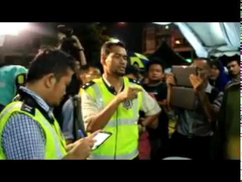 Terkini! Video Tangkapan Dr Badrulamin Ditahan Oleh JAIS Tersebar. Anda Saksikan!