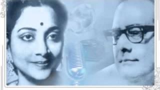 Geeta Dutt, Hemant Kumar : Aa ja zara mere dil ke sahaare