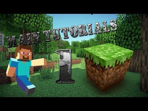 MainTutorial | Minecraft | Ako Natáčať MC Bez Lagov | SK |