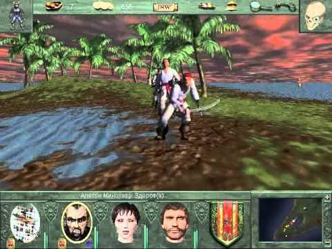 Герои меча и магии 3 нетбук