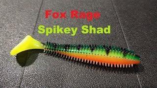 Виброхвост fox rage spikey shad