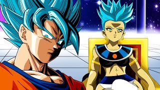 Resurrection of The Old Gods - Dragon Ball Super Universe Survival Arc