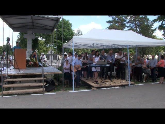 Adunare Rusalii, Sibiu, 26 mai 2018