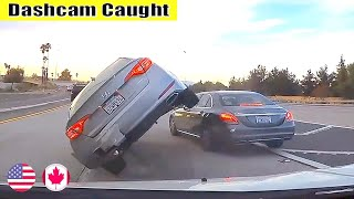Ultimate North American Cars Driving Fails Compilation - 40 [Dash Cam Caught Video]
