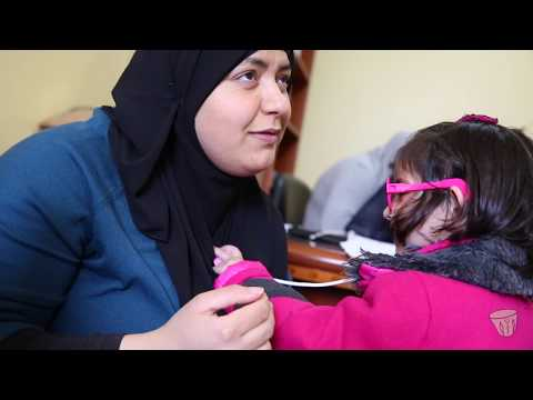 Washable Feminine Hygiene for Syrian Refugees