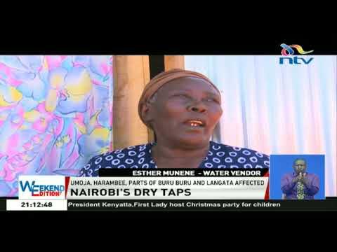 Water vendors making a killing as Nairobi estates bear water shortages