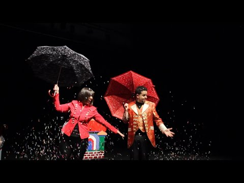 International Magic Show Comedy Tour - Magic Berni & Mimi