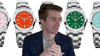 Why The New Rolex Watches Are So Expensive Right Now