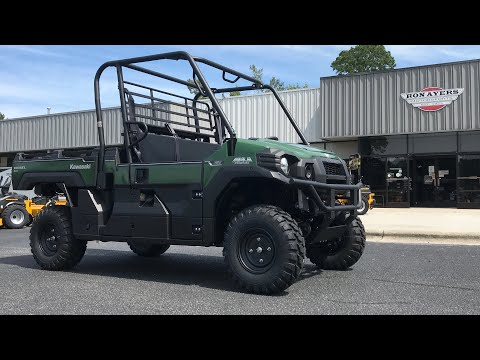 2021 Kawasaki Mule PRO-DX EPS Diesel in Greenville, North Carolina - Video 1