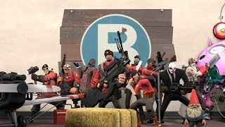 [SFM] If TF2 Was Mixed With Other Games 2