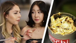 Americans Try Customizable Kimchi