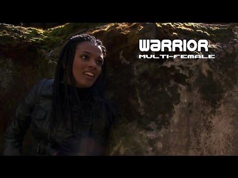 Warrior - Women of Sci-Fi