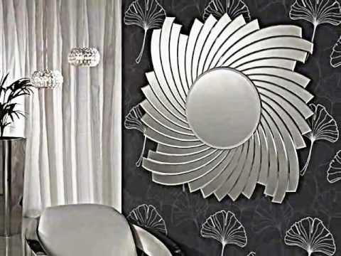 Moderne Kristallspiegel - Ideen für das Einrichten Ihres Zuhauses mit Design-Spiegeln