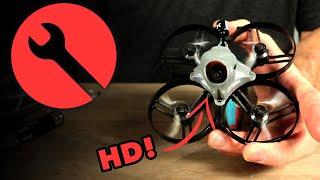 Build: Micro HD FPV - The Babyshark!