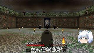 【minecraft】銃と少女と冒険譚 Part33