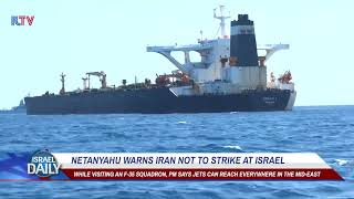 Netanyahu Warns Iran Not To Strike At Israel - Your News From Israel