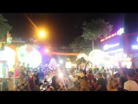 Trung Thu Tuyên Quang 2014 ~ Mid-Autumn Festival Vietnam ....!
