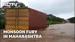138 Dead, Several Missing After Floods, Landslides Batter Maharashtra