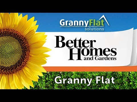 Granny Flat - GFS Better Homes & Gardens Feature 2017