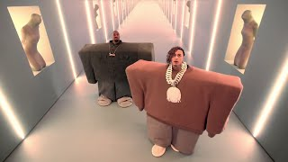 Kanye West & Lil Pump - I Love It feat. Adele Givens [Official Music Video]