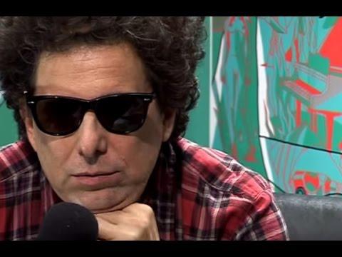 Andrés Calamaro video Entrevista - Bohemio - Septiembre 2013