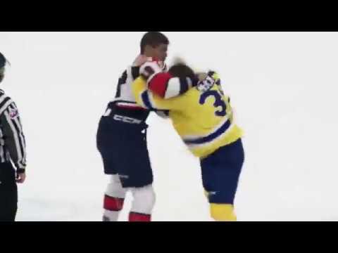 Riley McKay vs. Koletrane Wilson