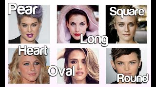 HOW TO: FIND THE BEST EYEBROW SHAPE FOR YOUR FACE!!!!