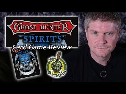 'Ghost Hunter: Spirits' The Bottled Imp Review