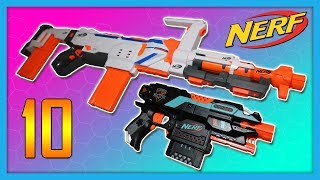 10 Reasons Why the Nerf Stryfe is Better than the Nerf Regulator