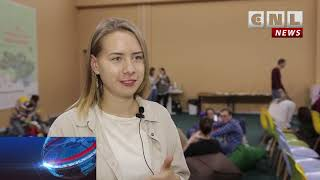 CNLNEWS: Флеш моб - социальный эксперимент