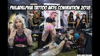 Philadelphia Tattoo Arts Convention 2018 | Villian Arts