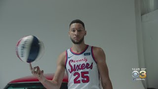 The Sixers new jerseys that they will be rocking this season are fire!