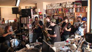 NPR Music Tiny Desk Concert - Trombone Shorty