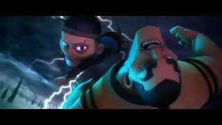 A Fox Tale [3D animated short film]