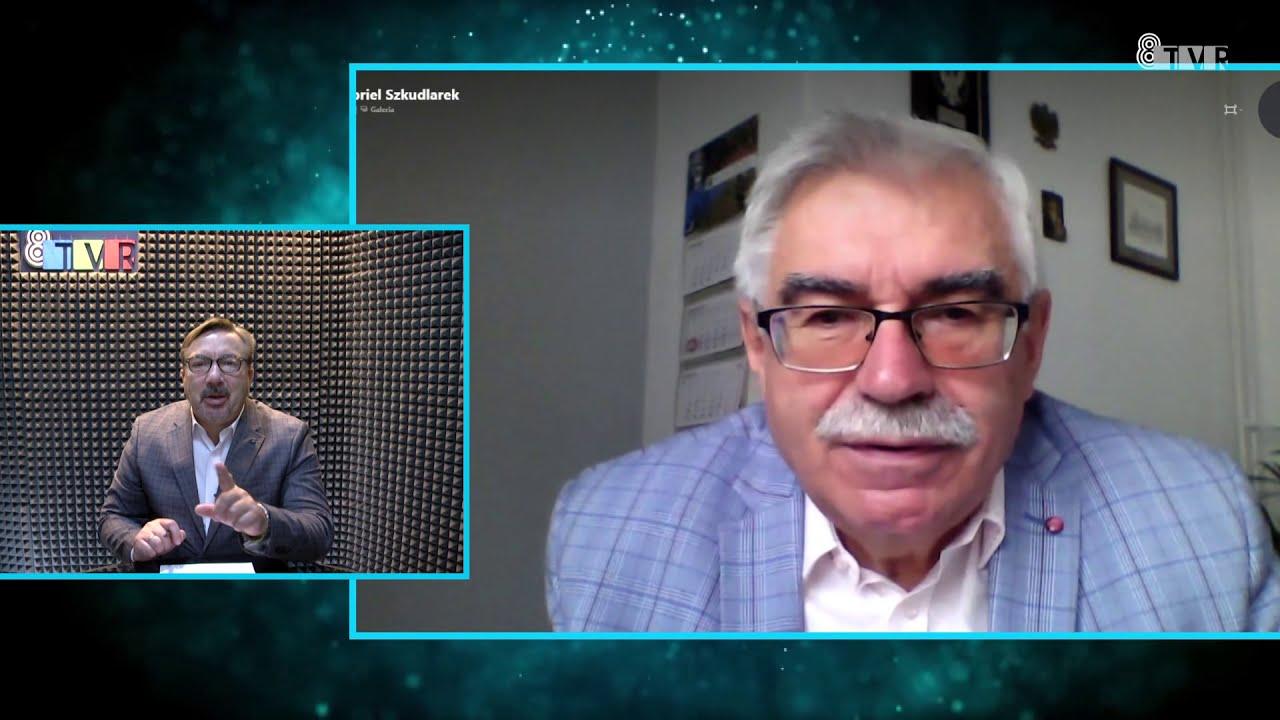 Nasze Sprawy – rozmowa z Burmistrzem Łasku Gabrielem Szkudlarkiem