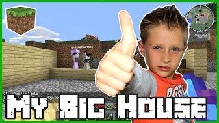 My House Is So BIG  Minecraft