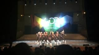 RAISE THE ROOF | 3rd WINNERS | WORLD OF DANCE SPAIN 2015