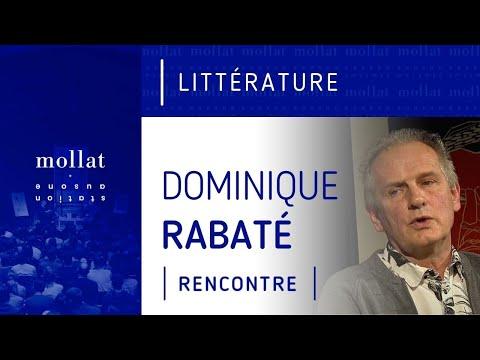 Dominique Rabaté - Petite physique du roman