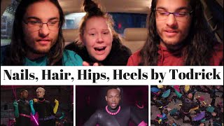 Nails, Hair, Hips, Heels By Todrick Hall I OUR REACTION!  TWIN WORLD