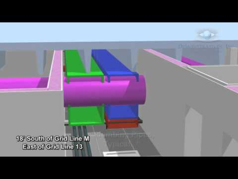 Image of Construction Animation: Utility Chase Design Defects