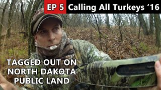 Public Land Turkey Hunt in NORTH DAKOTA? - Calling All Turkeys