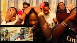 Distruction Boyz   Omunye Ft Benny Maverick & Dladla Mshunqisi ( REACTION VIDEO ) || @DistructionB