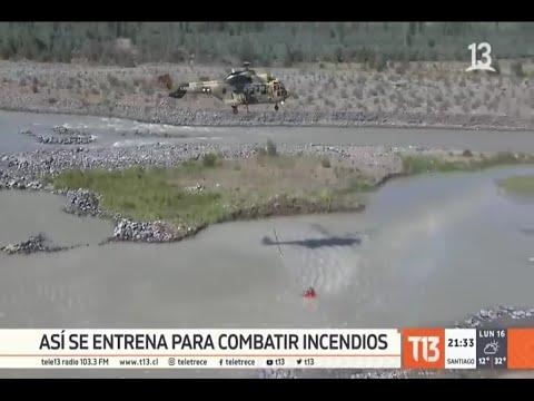 Reportaje Brigada de Aviación del Ejército - Canal 13
