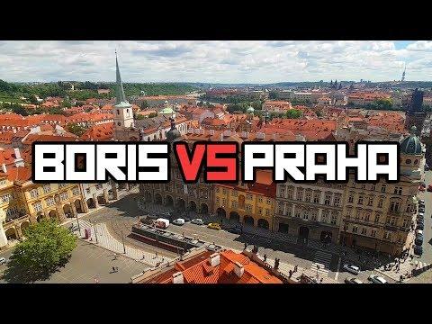 Boris versus Praha - Life of Boris