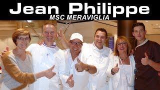Notre semaine avec Jean Philippe 2 fois champion du monde des Pâtissiers !!