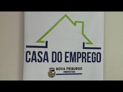 Balcão de Empregos de Nova Friburgo muda de nome e ganha ajuda da tecnologia