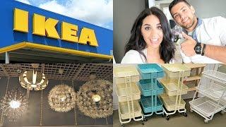 IKEA! SHOP WITH ME! JULY 2016!