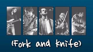 Brand New - (Fork and Knife) (Lyrics)